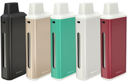 Wholesale Ecig Batteries Color - 100% Authentic Eleaf iCare Starter Kit 1.8ml Ecig Internal Tank With 650mah Battery Three Color LEDS IC 1.1ohm Coil Head