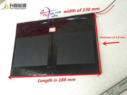 2019 li 3.7v tablet Горячий продавая ПК talk9x u65gt таблетки,батарея 28*130*188 3.7 батарея Li - Иона V 10000 mah 'для дешево li 3.7v tablet