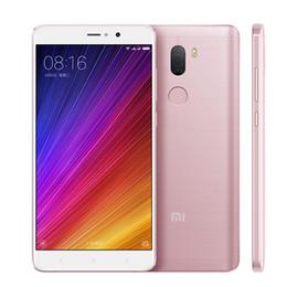 """Wholesale Quadcore Dual Sim - Original Xiaomi Mi5S Plus 128GB ROM Mobile Phone Mi 5S Plus Snapdragon 821 QuadCore 5.7"""" 1920x1080 Sense ID Fingerprint"""