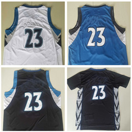 Wholesale Basketball Jersey Material - 2017-2018 Season #23 JB Short Black Mens New Material Rev 30 Basketball jersey Best quality Logos Embroidery Size S-XXL Mix Order
