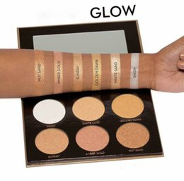Wholesale New Box Gift - HOT NEW IN BOX AUTHENTIC Highlighting Powder Makeup Kit DHL Free shipping+GIFT