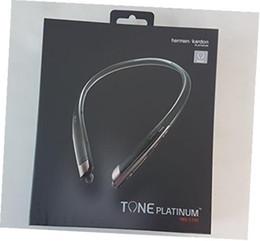 Высокое качество HBS 1100 Bluetooth Беспроводные наушники HBS1100 с жесткий Розничный пакет CSR 4.1 шейный ремешок спортивные наушники гарнитуры с микрофоном от