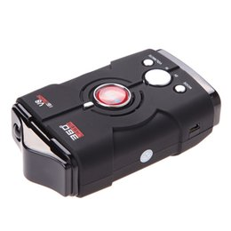 Wholesale New V8 Car Speed Laser GPS Degree Voice Alert Electronic Dog Radar Detector