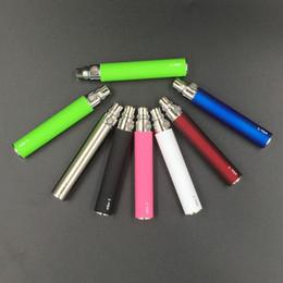 Wholesale Ce5 Various - E-Cigarette eGo-T Battery for Electronic Cigarette Full Capacity Suit for CE4 CE5 CE6 ViVi Nova  DCT 650 900 1100 1300 mAh Various Color