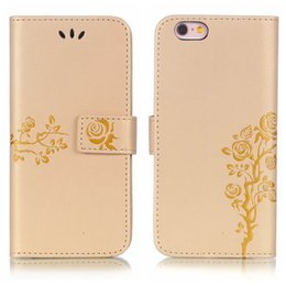 Wholesale Iphone Stylish Wallet Covers - Stylish Flower Blossom Embossing Wallet PU Leather For Sony Xperia X XA X Performance XP For LG G5 V20 X Cam Flip+Card Cover Case Pouch