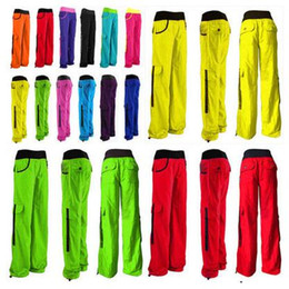 Wholesale Dance Cargo - XS,S,M,L,XL women dance pants ELECTRO cargo pants yoga clothes 11colors