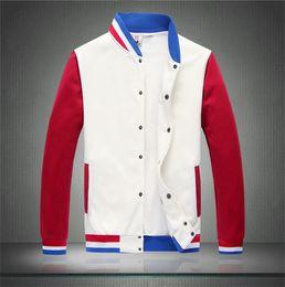 Wholesale Korean Fashion Cardigan Men - 2017 New Arrival Fashion Autumn Mens Hoodies Men Jacket Tracksuits High-quality Sport clothes Men Korean Slim Fit Men Sweatshirt