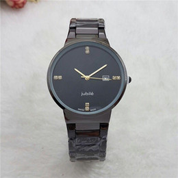 Wholesale Stainless Steel Bands For Watches - Casual Top Brand Steel Band Quartz watch for Men Luxury Watches Male Clock Wristwatches Relogio Montre Relojes Zeland Watch Christmas Gift
