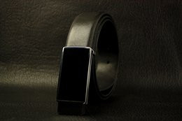 Wholesale Men Casual Belts Best Brands - Best quality designer brand men fashion Mens Business Waist Belts Smooth buckle Genuine Leather belts For Men 105-125cm free shipping