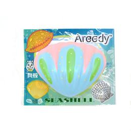 Wholesale pinball light - Genuine Areedy Squishy simulation super slow back Pinball light shell toys