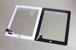 Argentina Para los reemplazos del panel digitalizador de pantalla táctil de iPad 2, iPad 3 y iPad 4 con botón de inicio y adhesivo mini 20 unidades Suministro