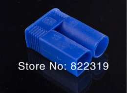 Wholesale Bullets Connector 5mm - 10sets 1 Male 1 Female Connector 2 Male   2 Female 5MM bullet Plugs adapter EC5 Style