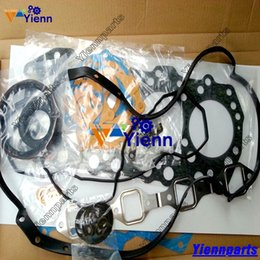 Wholesale Rebuild Cylinder Heads - for Cummins A2300 A2300T overhaul gasket kit with cylinder head gasket for Cummins Diesel Engine rebuild parts