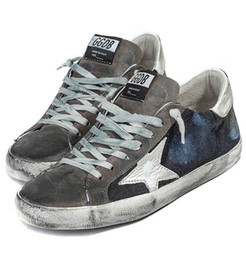 Wholesale Shoe Women Korea - casual shoes GGDB Korea increased goldengoose sports men and women doing the old tidal shoes