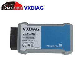 Wholesale Sae J2534 - Wholesale-VXDIAG VCX NANO for TOYOTA TIS Techstream V10.10.018 Compatible with SAE J2534 VXDIAG for TOYOTA