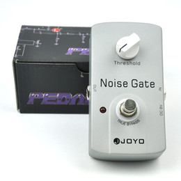 Wholesale Joyo Distortion - JOYO JF-31 Noise Gate Guitar Effect Pedal True Bypass Threshold