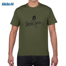 Wholesale Red Shirt Guy - Boy Vespa T Shirt Cotton Short Sleeve Round Neck Vespa Tshirt Clothing Guy 2017 Cool Vespa T-shirt For Men