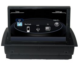 Wholesale Din Audi - Car GPS Navigation for 2014 2015 Audi A3 with USB AUX SD Video Stereo Multimedia Video Player Car DVD