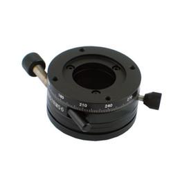 Canada PX120-56 Etage de rotation manuelle de l'axe R, plateforme tournante, table coulissante optique, dia: 56mm Offre