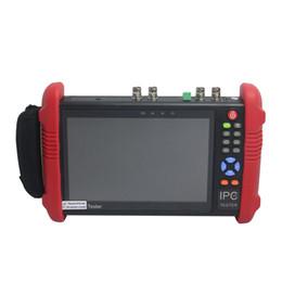 "Wholesale Camera Amplifier - Freeshipping IPC9800ADHS IPC9800 IPC9800ADH 7"" Touch HD 1080P TVI CVI AHD SDI CVBS CCTV IP Camera Monitor Tester"