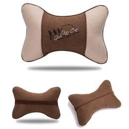 Wholesale Custom Quilts - Custom Car Waist Cushion 5 Colors Soft Fold Pillow Quilt Four Seasons Air Conditioning Duvet Creative Square Bolster Business Gift