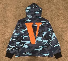Wholesale Friends Logos - streetwear citi trends kpop clothes harajuku urban clothing hoodies men camo box logo friends hoodie asap hip hop