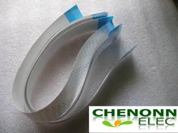 45Pin 0.5 mm tono FFC FPC tipo B 100 mm de longitud plana cinta Flex Cable / Cable plano flexible lado opuesto 10PCS / LOT envío gratis desde fabricantes