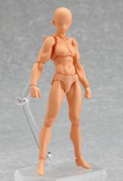 Brinquedos Cosplay Anime lei ha ferrite colore della pelle mobile assemblato juguetes figma 01 figura action modello da collezione per bambini giocattoli da