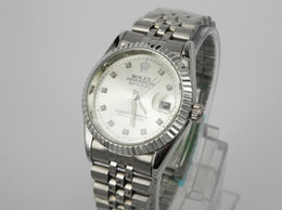 Wholesale Swiss Multi - Genuine Swiss watch men's high-grade calendar waterproof quartz watch couple table
