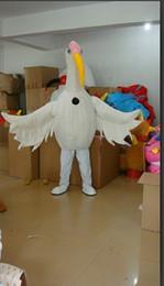 Wholesale Eagles Mascot Costume - Cranes owl eagle mascot costumes props costumes Halloween free shipping