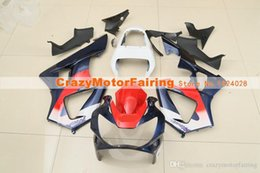 Wholesale Honda Cbr 929 Fairings Red - 3 Gifts New ABS Injection Fairings set For HONDA 00 01 CBR929RR CBR 929 929RR 900RR CBR900RR 2000 2001 Cool Red blue white