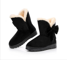 Wholesale Fur Manufacturers - Snow boots wholesale winter boots manufacturers thickening new boots explosion models