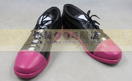 Wholesale Vocaloid Shoes - Wholesale-VOCALOID Amatsuki x Mafumafu gumi Cosplay Shoes boots #NC750 Halloween Christmas