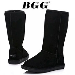 Wholesale Womens High Snow Boots - High Quality WGG Women's Classic tall Boots Womens boots Boot Snow boot Winter boot leather boots drop shipping
