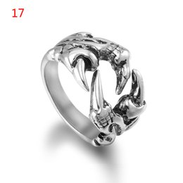Wholesale Fashion Jewerly Rings - HANPHY Demonic Claw Ring Fashion Jewerly Accessories Wholesale Titanium Steel Ring Men Domineering Claw Personality Ring OZJ0017