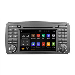 Wholesale Mercedes Benz R W251 - Android 5.1 Car DVD Radio Player GPS Sat Navi for Mercedes Benz R-Class W251 With Wifi 3G Bluetooth EX-TV CanBus