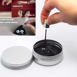 Wholesale Amazing For Sale - Wholesale-Hot Sale Gift Creative Super Strong Magnet Magnetic Putty Mesa Amazing Fun Educational Toy Gift for Baby