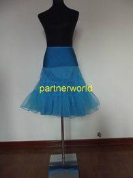 Wholesale Cheap Nylon Netting - Free Shipping 26- 50s Retro 2015 Underskirt Swing Vintage Petticoat Fancy Net Skirt Rockabilly Tutu (4 Colores To Choosing) Cheap Style