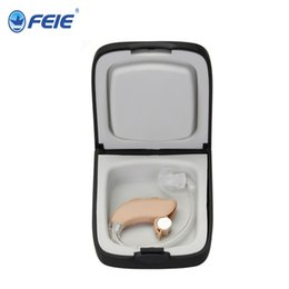 Wholesale Tone Adjustable Hearing Aids - China Manufacturer Tone Volume Adjustable Digital Hearing Aid Mini Device Sound Amplifier BTE MY-15