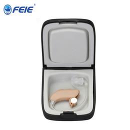 Wholesale Sound Amplifier Adjustable Tone Hearing - China Manufacturer Tone Volume Adjustable Digital Hearing Aid Mini Device Sound Amplifier BTE MY-15