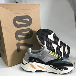 Wholesale Running Wave - With Original Box Boost 700 Runner Running Shoes For Women Men Top 700 Boost Wave Sports Sneakers Shoes Size US5-11