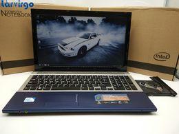 Wholesale 8gb Ddr3 Ram Laptop - 15inch Gaming Laptop in-tel J1900 Quad Core Notebook Computer Wtih DVD-RW ROM 8G DDR3 Ram 500G HDD 2.0Ghz WIFI webcam HDMI