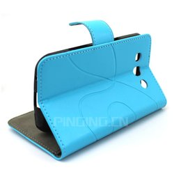 Wholesale Opp Bags Card - For iphone X For iphone 8 plus 7 PLUS galaxy note 8 Wallet case Leather For LG Aristo X Power with opp bags