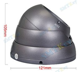 Wholesale Ccd Zoom Wireless - WDR Function 600TVL Dome IR Surveillance Security CCTV Camera 4-9mm Zoom SONY HAD CCD Camera