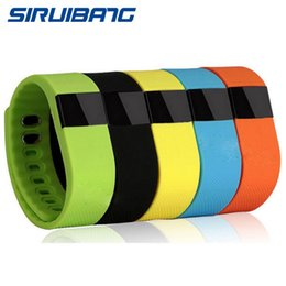 Wholesale Heart Telephone - Fashion TW64 intelligent bracelet intelligent band pedometer calories sleep monitoring telephone reminder sedentary waterproofing for Androi