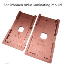 Wholesale Marketing Iphone - New product on China market Glass With Frame Mould Precision aluminium mold for iPhone8 8Plus 7 Plus