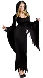 Wholesale Womens Witch Costumes - Witch Costume Adult Womens Sexy Swashbuckler Wench Girl Halloween Fancy Dress Halloween Cosplay