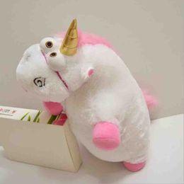 Wholesale Despicable Stuffed - 60cm Despicable Me Unicorn Plush Toys Dolls Kids Girls Anime Cartoon Movie Stuffed Animal Gift Free Shipping