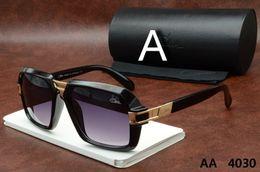 Wholesale Designer Brand Eyewear - Ca zal Sun glasses Eyewear 4030 Luxury Polarized Vintage Mens Womens Aviator Sunglasses Brand Designer Oversized Big Frame Eyeglasses