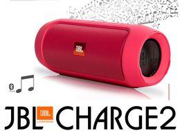 Wholesale Mini Speaker Charging - 2016 Charge 2 Bluetooth Subwoofer Speaker Bluetooth Stereo Speakers Portable Wireless Mini Speaker Pulse Charge 2+ Speakers DHL Free Ship